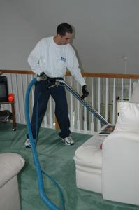 Pro Clean professional carpet cleaning services