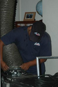 Pro Clean Air Duct cleaning services Virginia Beach VA